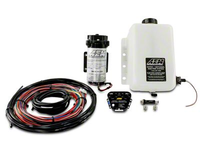 AEM Electronics V2 Water/Methanol Injection Kit for Force Induction Engines - Multi-Input Controller (97-19 F-150)