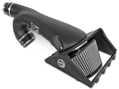 AFE Magnum FORCE Stage 2 Pro DRY S Cold Air Intake - Black (12-14 3.5L EcoBoost F-150)