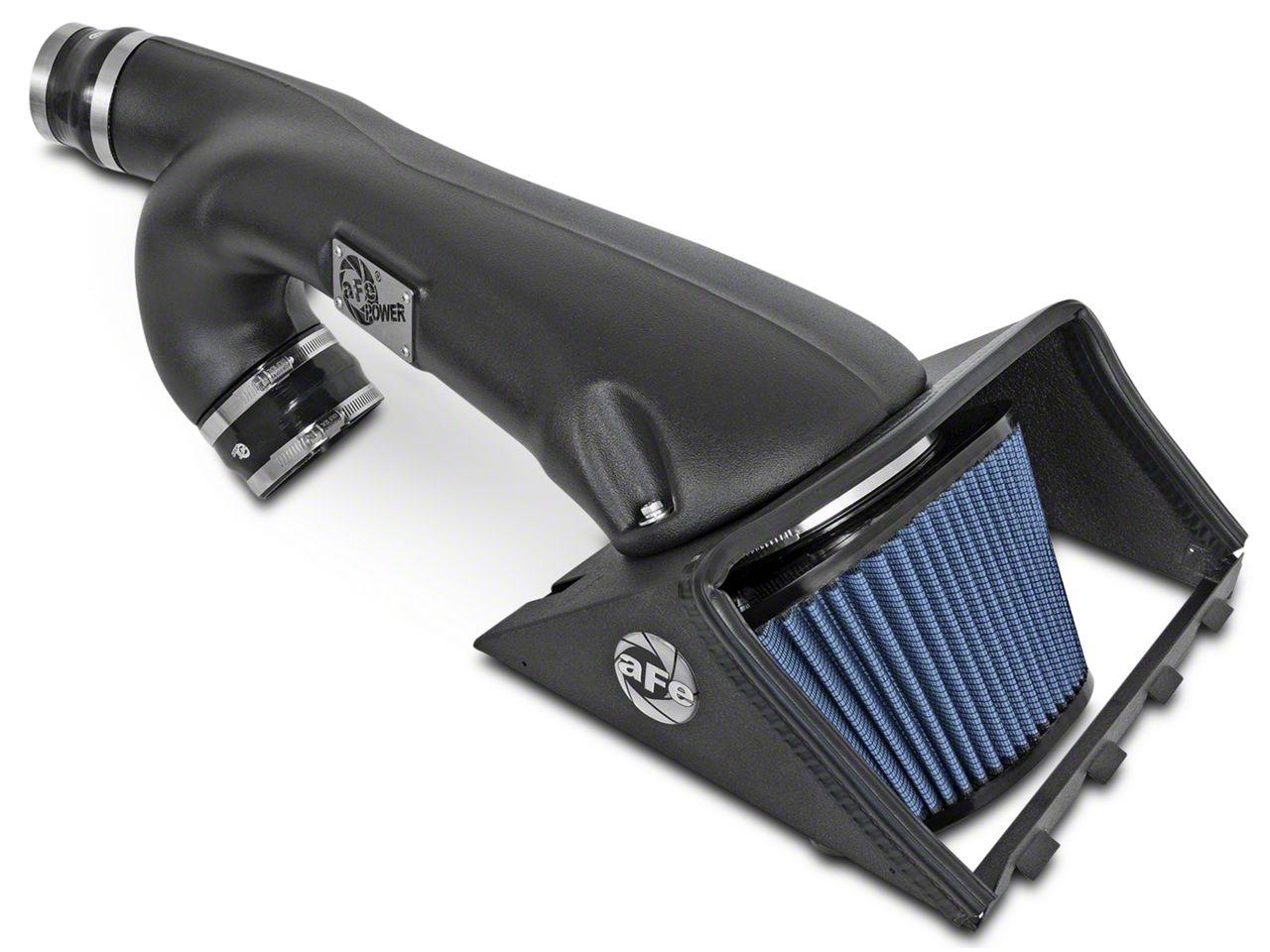 AFE Magnum FORCE Stage 2 Pro 5R Cold Air Intake - Black (12-14 3.5L EcoBoost F-150)