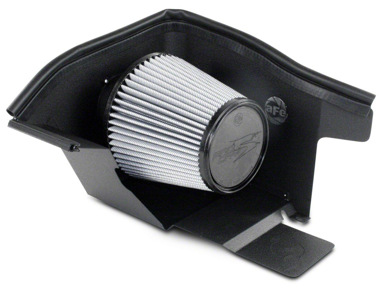 AFE Magnum FORCE Stage 1 Pro DRY S Cold Air Intake - Black (99-03 F-150 Lightning; 02-03 F-150 Harley Davidson)