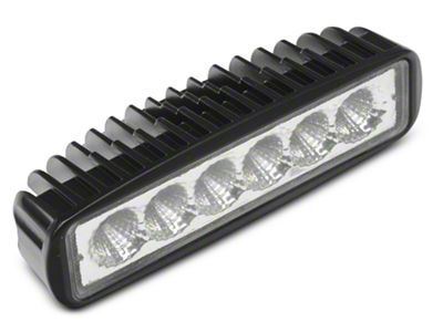 Raxiom 6 in. Slim 6-LED Off-Road Light - Flood Beam