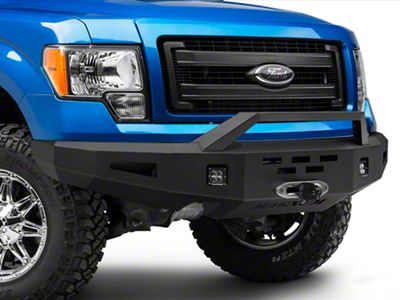 ICI Magnum RT Series Front Winch Bumper (09-14 F-150, Excluding EcoBoost & Raptor)