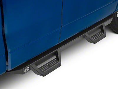 ICI Magnum RT Cab Length Side Step Bars - Black (09-14 F-150 SuperCab, SuperCrew)