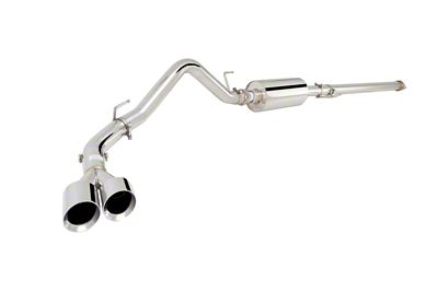 X-Force Single Exhaust System - Side Exit (15-18 2.7L EcoBoost F-150)