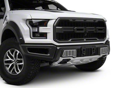 ACC Brushed Lower Bumper Covers (17-18 F-150 Raptor)