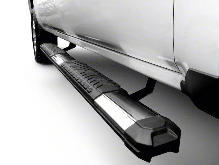 Black Horse Off Road Cutlass Running Boards - Black (04-08 F-150 SuperCrew)