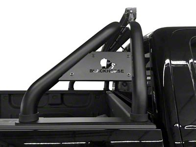 Black Horse Off Road Roll Bar - Black (09-18 F-150 Styleside)