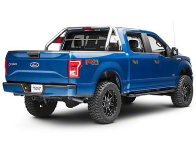 Black Horse Off Road Roll Bar - Stainless Steel (09-18 F-150 Styleside)