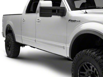 MMD Rugged Look Body Side Moldings - Pre-Painted (09-18 F-150 SuperCrew)