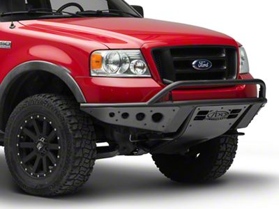 Addictive Desert Designs Stealth Front Bumper w/o Winch Mount (04-08 4WD F-150)
