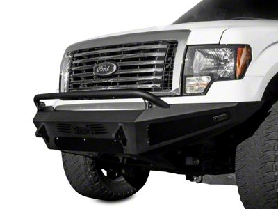 Addictive Desert Designs HoneyBadger Front Bumper w/ Lockable Tool Boxes (09-14 F-150, Excluding EcoBoost & Raptor)