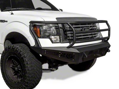 Addictive Desert Designs HoneyBadger Rancher Front Bumper w/o Winch Mount (09-14 F-150, Excluding EcoBoost & Raptor)