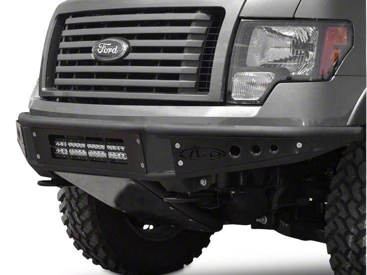 Addictive Desert Designs Venom Front Bumper w/ Intercooler Vents (09-14 F-150, Excluding Raptor)