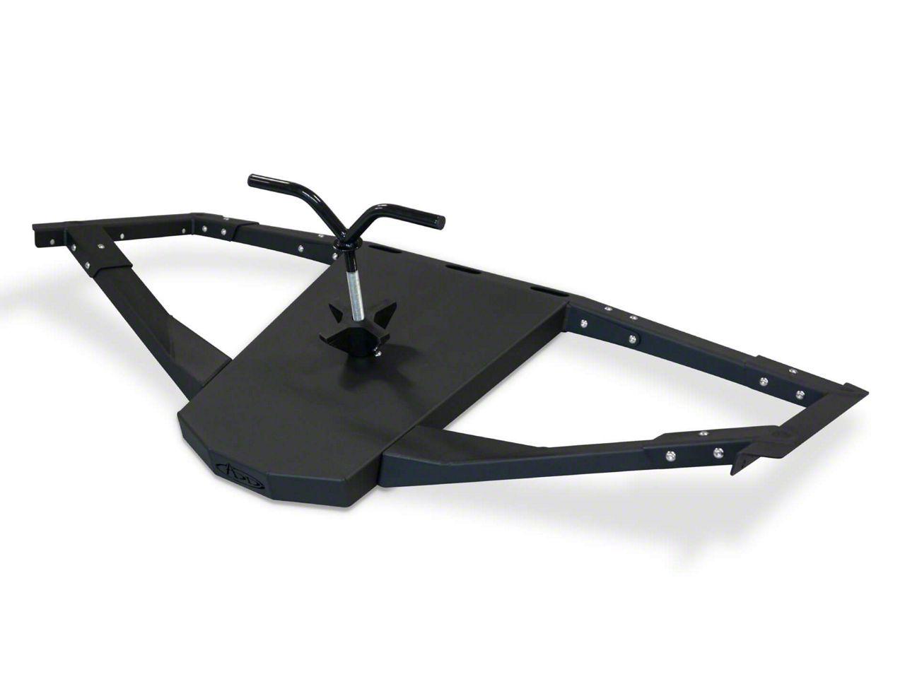 Addictive Desert Designs HoneyBadger Chase Rack Tire Carrier (17-19 F-150 Raptor)