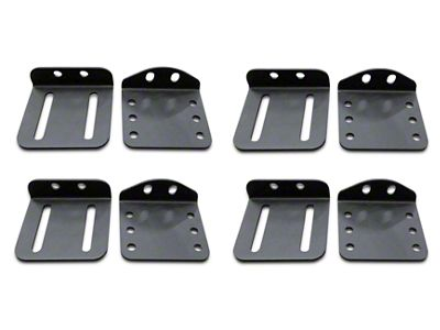 Addictive Desert Designs Hard Top Pivot Roof Mount Kit for MaxRax Roof Rack (97-18 F-150)