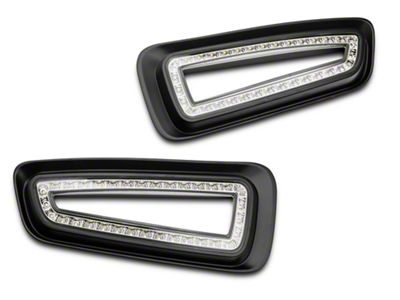 Axial LED DRL Fog Lights (10-14 F-150 Raptor)