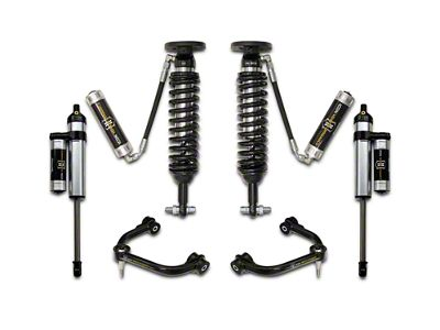 ICON Vehicle Dynamics 1.75-2.63 in. Suspension Lift System - Stage 4 (2014 4WD F-150, Excluding Raptor)