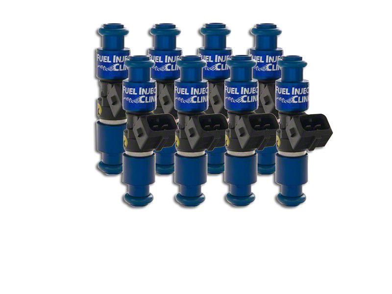 Fuel Injector Clinic Fuel Injector Set - 1650cc (97-03 V8 F-150, Excluding Lightning)