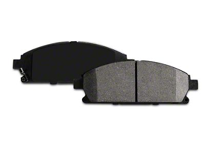 Power Stop Z16 Evolution Clean Ride Ceramic Brake Pads - Front Pair (09-18 2WD/4WD F-150)