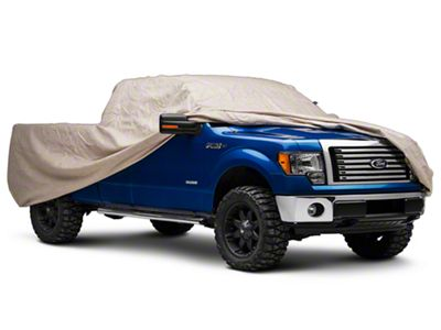 Covercraft Deluxe Custom Block-it 380 Truck Cover - Taupe (04-14 F-150)