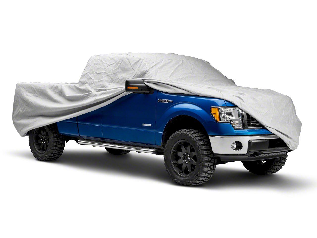 Covercraft Premium Noah Truck Cover - Gray (04-14 F-150)