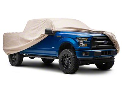 Covercraft Deluxe Block-it 380 Truck Cover - Taupe (15-19 F-150)