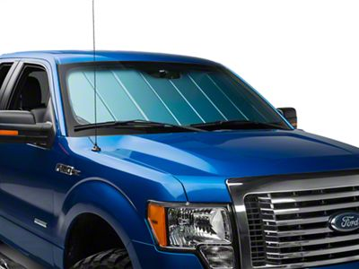 Covercraft UVS100 Custom Sunscreen - Blue (09-14 F-150)