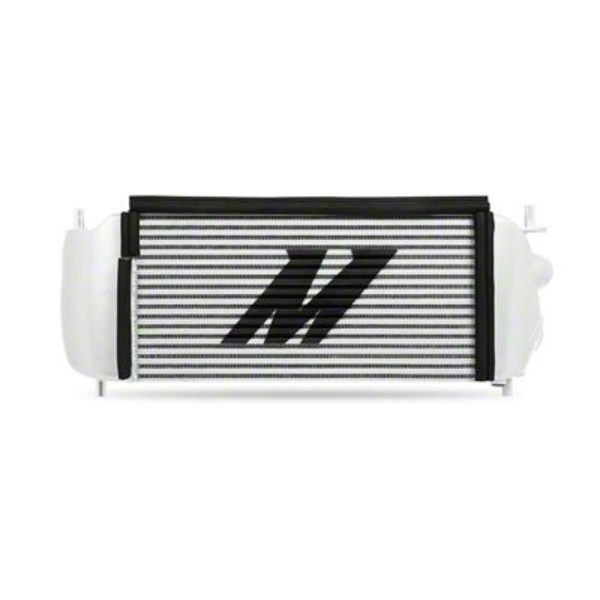 Mishimoto Performance Intercooler - Silver (15-18 2.7L/3.5L EcoBoost F-150)