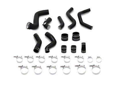 Mishimoto Intercooler Pipe Kit - Wrinkle Black (11-14 3.5L EcoBoost F-150)