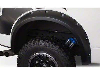 Bushwacker Pocket Style Fender Flares (10-14 F-150 Raptor)
