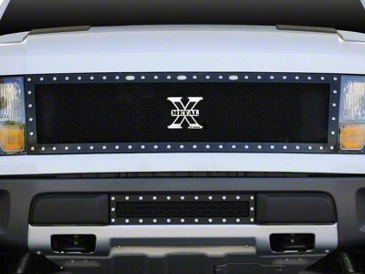T-REX X-Metal Series Upper Replacement Grille - Black (10-14 F-150 Raptor)