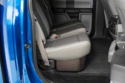Underseat Storage - Brown (15-19 F-150 SuperCab, SuperCrew)