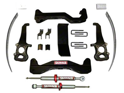 SkyJacker 6 in. Standard Suspension Lift Kit w/ Shocks (04-08 4WD F-150)