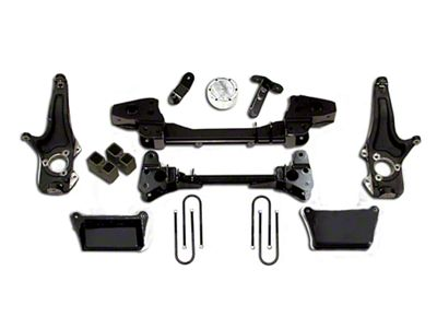 SkyJacker 6 in. Standard Suspension Lift Kit w/ Shocks (97-03 4WD F-150)