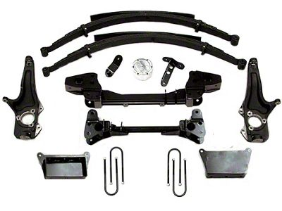 SkyJacker 6 in. Standard Suspension Lift System w/ Shocks (97-03 4WD F-150)