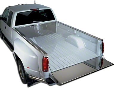 Putco Full Tailgate Protector - Stainless (97-03 F-150 Styleside)