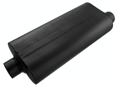 Flowmaster 70 Series Center/Offset Oval Muffler - 3.0 in. (Universal Fitment)