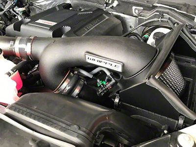 Whipple Cold Air Intake (15-19 3.5L EcoBoost F-150, Excluding Raptor)