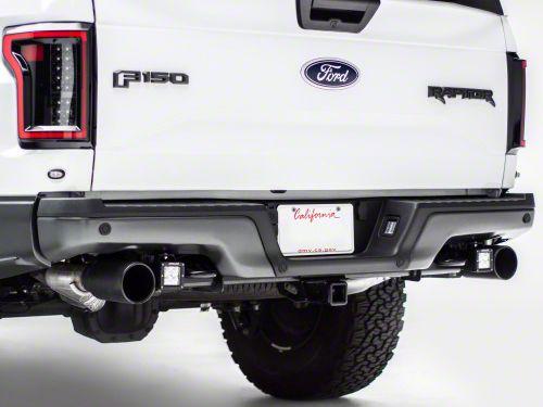 ZRoadz Two 3 in. LED Cube Lights w/ Rear Bumper Mounting Brackets (17-19 F-150 Raptor)