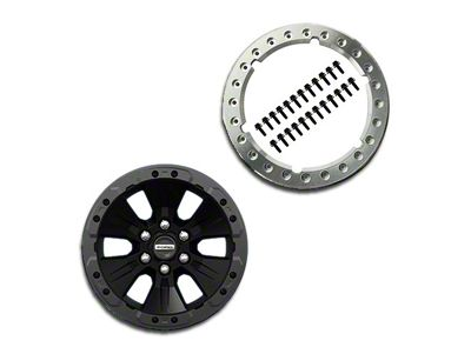 Ford Performance Bead-Lock Wheel Kit (17-18 F-150 Raptor)