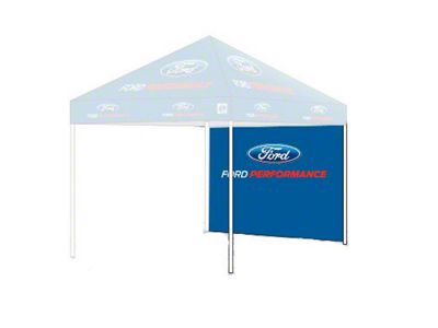 Ford Performance 10 ft. E-Z Up Tent Side Wall