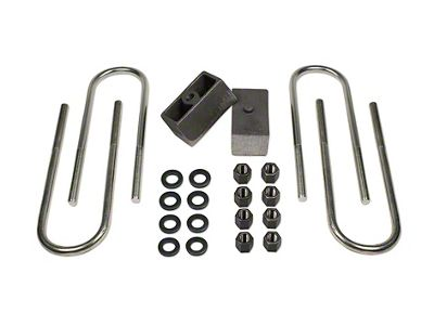 Tuff Country 3.5 in. Rear Lift Block Kit (04-08 4WD F-150)