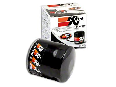 K&N Pro Series Oil Filter (97-10 F-150; 11-14 6.2L F-150)