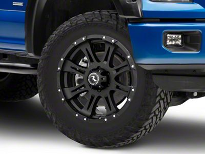 Raceline Raptor Black 6-Lug Wheel - 20x9 (04-18 F-150)