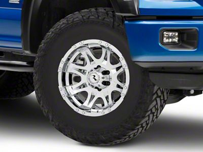 Raceline Raptor Chrome 6-Lug Wheel - 17x9 (04-18 F-150)