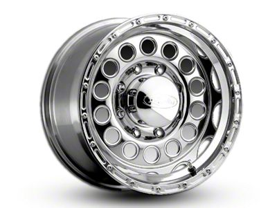 Raceline Rockcrusher Polished 6-Lug Wheel - 16x8 (04-18 F-150)