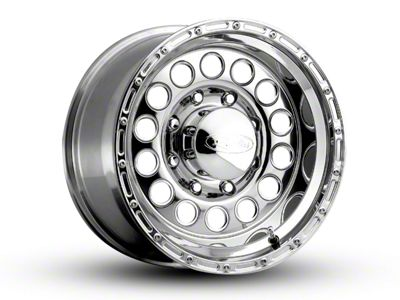 Raceline Rockcrusher Polished 6-Lug Wheel - 17x9 (04-18 F-150)