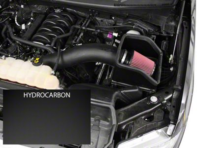 JLT Performance Cold Air Intake - HydroCarbon (15-19 5.0L F-150)
