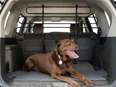 Kurgo Wander Cargo Barrier - Black (97-19 F-150 SuperCab, SuperCrew)