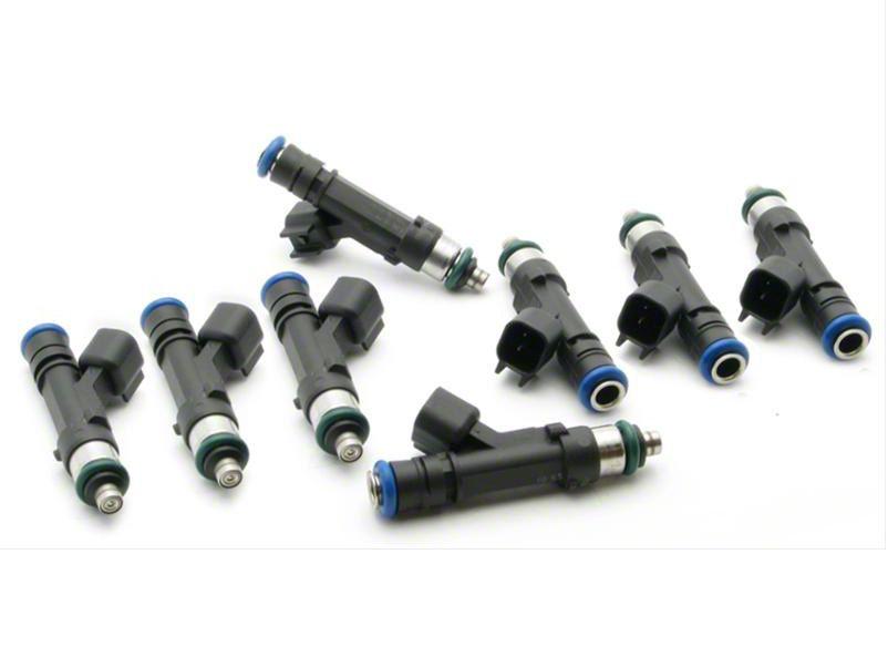 DeatschWerks Fuel Injectors - 39 lb. (97-04 V8 F-150, Excluding Lightning & 02-03 Harley Davidson)